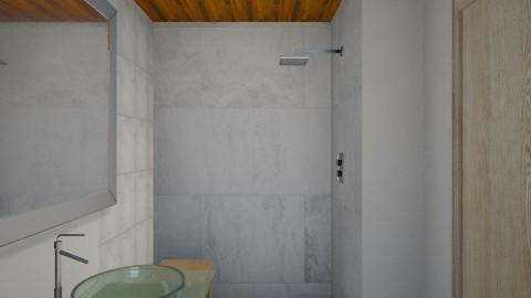 Lewis bathroom remodel - Bathroom - by jlsmegrim