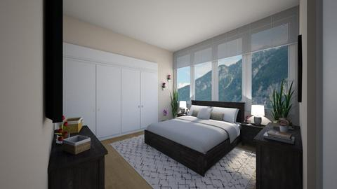 Bedroom - Bedroom - by Larcho1996