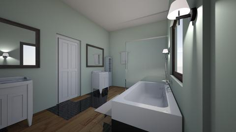 bathrooom - Bathroom - by azzieflowers