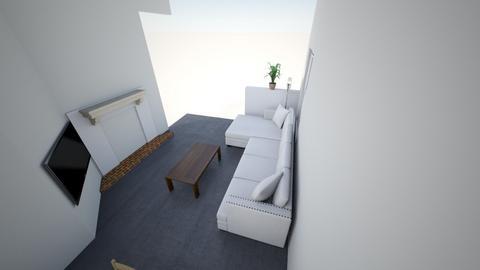 Casa Camacho - Living room - by mrcam24