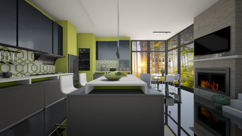 Kitchen Mix - Modern - by channing4
