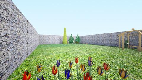 Garden - by lils01
