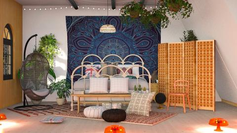 Bohemian         BEDrOOm - by jasmin_jasmin