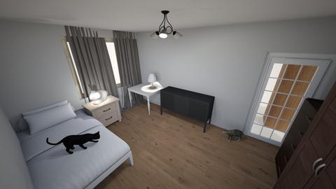 tak bylo 4 - Bedroom - by kassqqaa