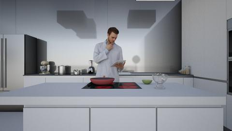 keuken - by Sonjak555