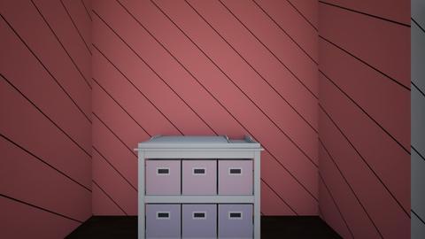 Baby room 1 - Feminine - Kids room - by Aria 149