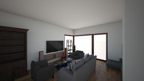 JagodnicaL2 - Living room - by pawel33317