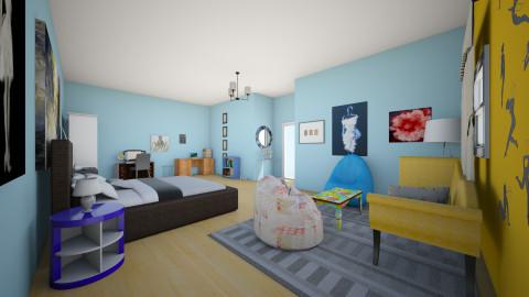 dreambed - Modern - Bedroom - by Emelyn Cristal Rosario