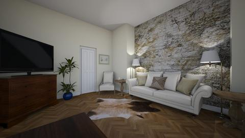 Elena Rotaru Living - Classic - Living room - by Flori Santa