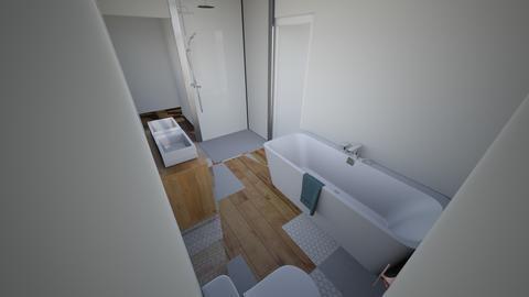 Mstr Bath w TnS - Bathroom - by durkadur26