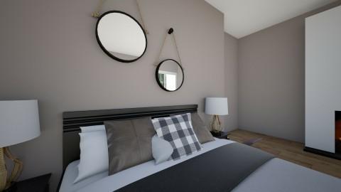 manly - Bedroom - by tawnrena
