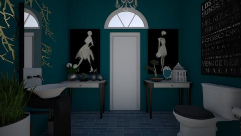 guest bathroom 16 - Bathroom - by GeGe Kanthip