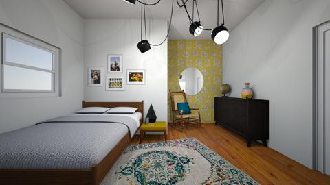 Grandmas Guest Room - Vintage - Bedroom - by Ster