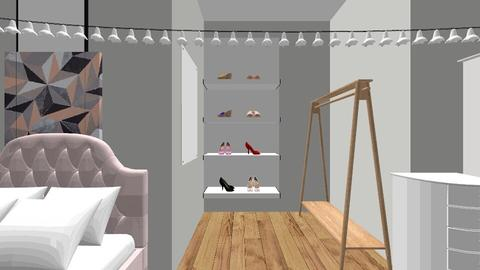 Girls bedroom  - Modern - by k_atz