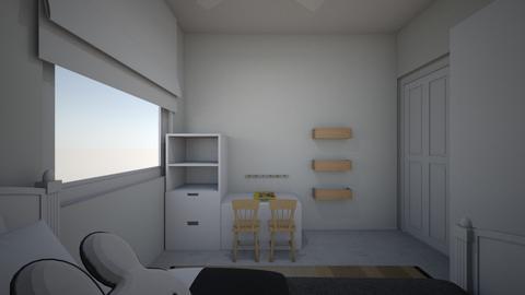 Yuval Winreich 1 - Kids room - by erlichroni