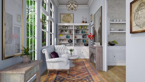 Waco Reno Sun Room - Kitchen - by lauren_murphy