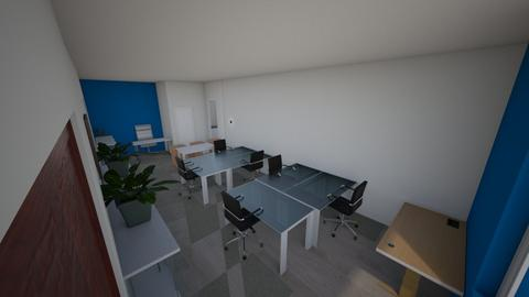Quipt New office space - Office - by reconmish