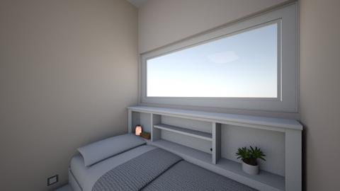 kamar kosan - Bedroom - by rezkytapsc