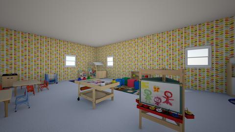 Preschool Room  - Kids room - by QETLHVTEAJBVYPFWBMAYTKYKPANNXTQ