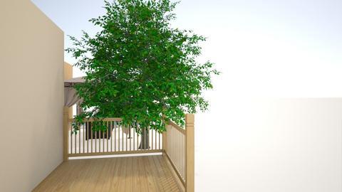 gr1 - Modern - Garden - by Anelia1601