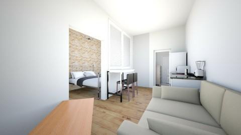 blab2ddd - Living room - by kesdorka