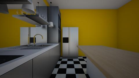 my kitchen - Kitchen - by tiktokgod4life