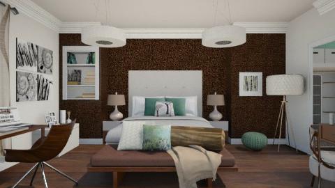 carries bedroom - Bedroom - by Ernest Mistiaen
