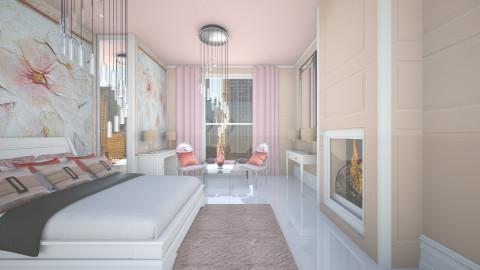 designer bedroom  - Glamour - Bedroom - by Unicorn_Nora_2003