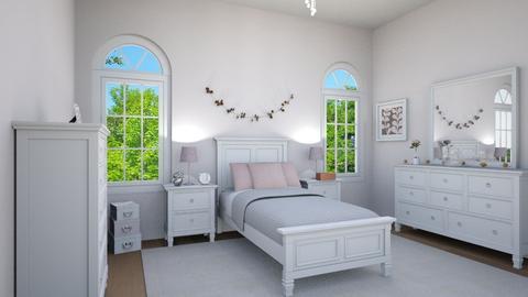 Pink Ivory Room - Kids room - by melanie712