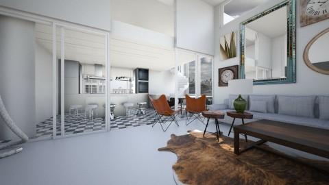 Modern af - Kitchen - by nelly_wreland