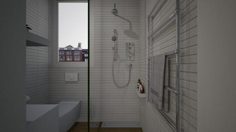 Casa256Bathroom - Modern - Bathroom - by nickynunes
