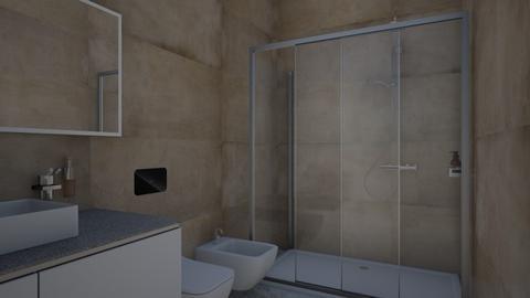 777 - Bathroom - by AzimAmina