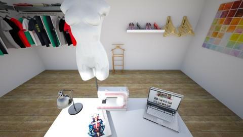 Fashion studio - by LillyLightBlue