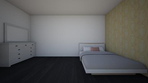 bedroom - Bedroom - by LaurenNichole