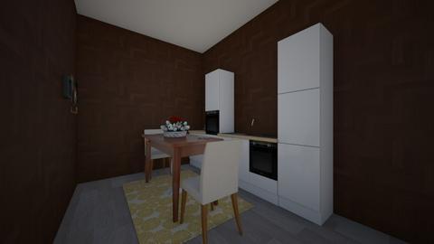 My homes  - Kitchen - by SMITHFACS