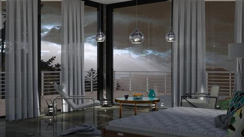 M_ Coastal house - by milyca8