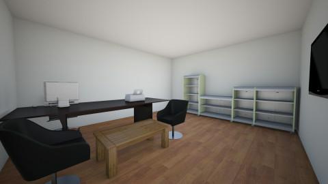 Office - by Enis Fejzullahu