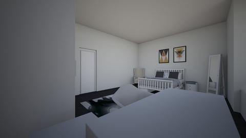 blanco - Bedroom - by marineta2300