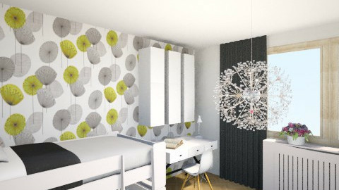 zoe kids room - Eclectic - by szsuzs