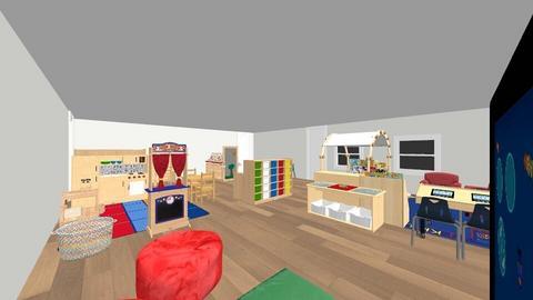 Daycare - Kids room - by TAAEBKPEWGVUZJWCNVAKHLLAJMWMQTL