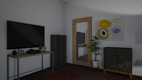 My Room - Bedroom - by alyssandr