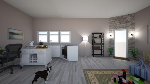 LDH kitchen remodel - Kitchen - by ellarowe224
