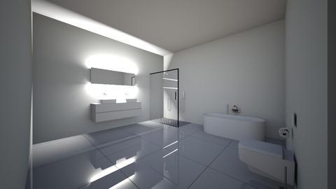 modern - Modern - Bathroom - by jasmine schaper