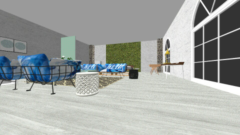 Habitacion C HBoutique - Eclectic - Bedroom - by Jey