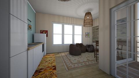 Expat Apartment - by Jojo Bear