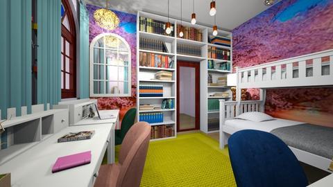 kids 2 - Kids room - by AdrianaPantoiu2