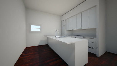 vf - Minimal - Kitchen - by alexmares