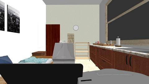 Apartment Room - Bedroom - by michaelajyra