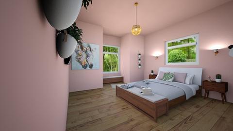 Pink Tween Room - Modern - Kids room - by LightLuzLux