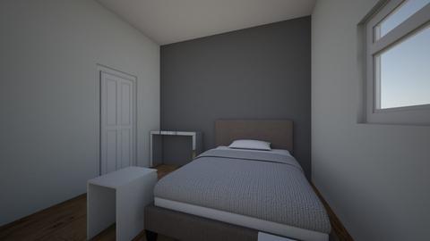 Ellas Room - Bedroom - by SmartHomeStaging